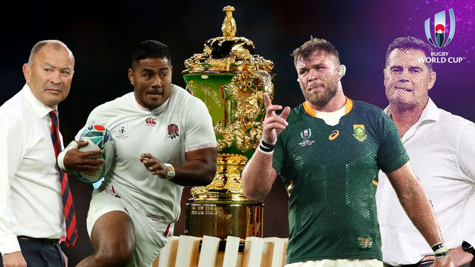 Gareth Jones previews the Rugby World Cup Final between England and South Africa