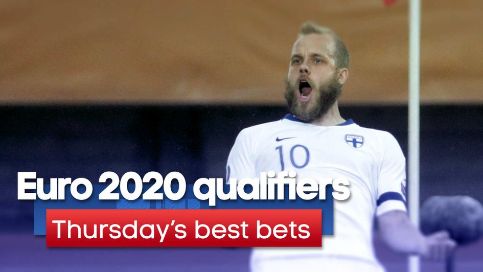 Euro 2020 qualifying preview: Free tips, predictions & best