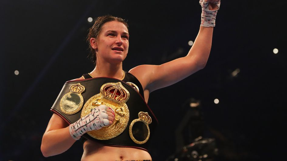 Katie Taylor will defend her world title next month