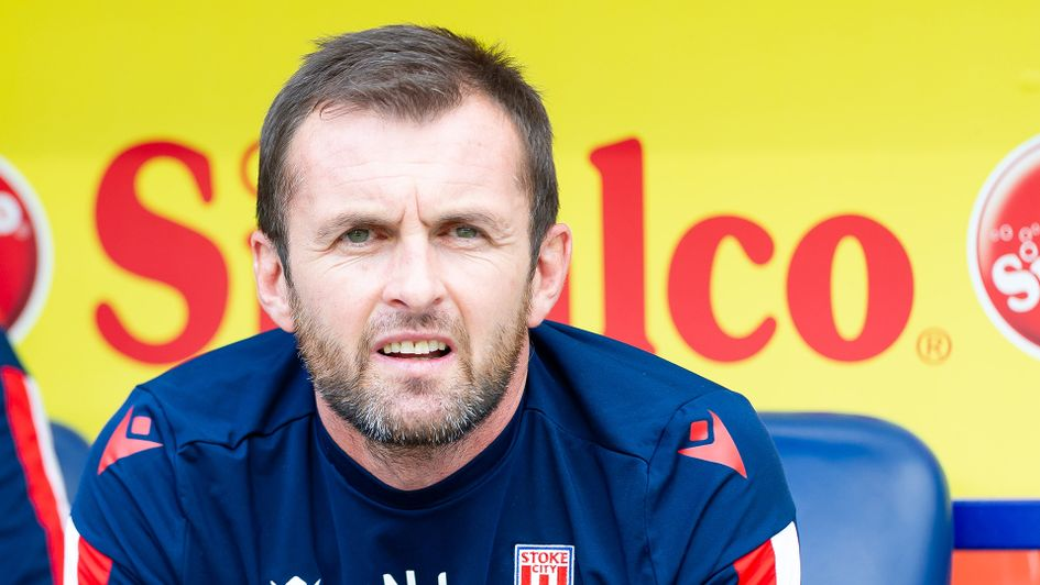 Nathan Jones' Stoke have had a positive summer