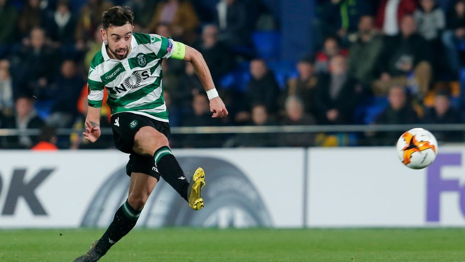Bruno Fernandes: Midfielder attracting Premier League interest