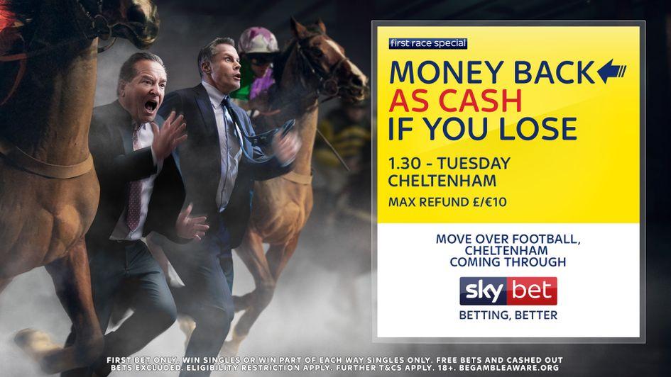 Cheltenham races sky betting bears lions line betting