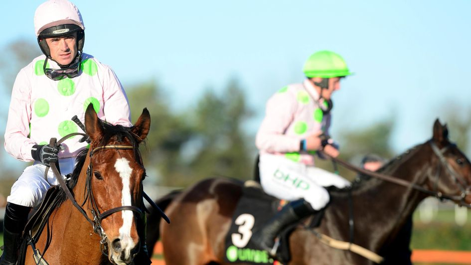 Ruby Walsh and Faugheen return after their Punchestown defeat