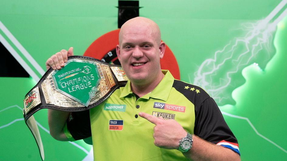 Champions League Of Darts 2019 Draw Schedule Betting Odds