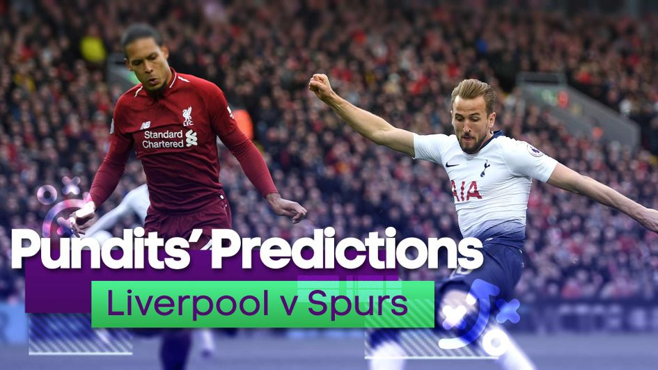 Read what the Soccer Saturday pundit panel think about Liverpool v Tottenham on Super Sunday