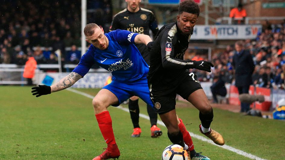 Peterborough United's Marcus Maddison has been transfer-listed by the club