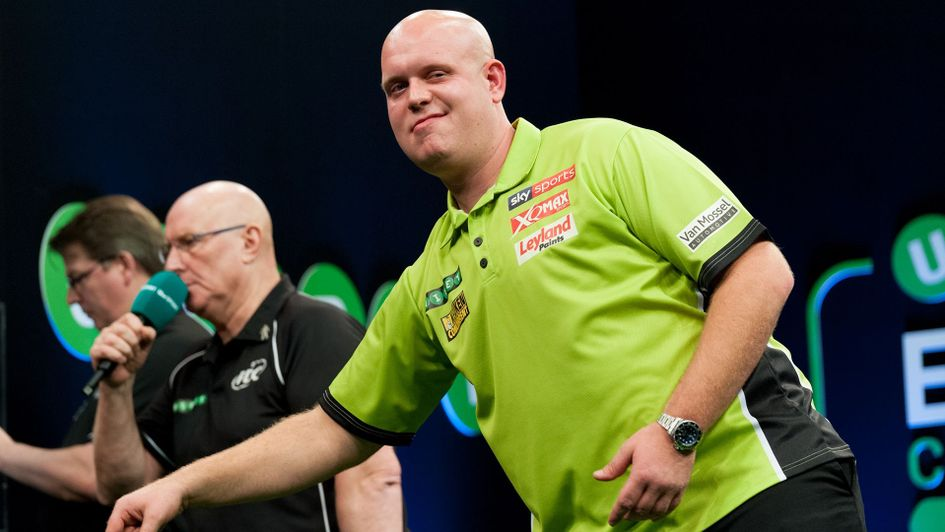 Michael van Gerwen (Picture: Kelly Deckers)