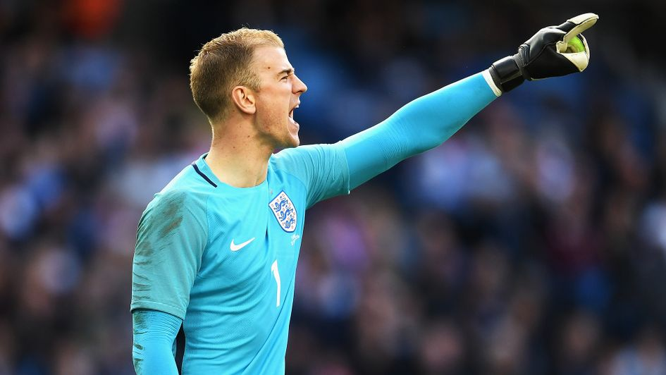 Joe Hart has been left out of England's World Cup 2018 squad