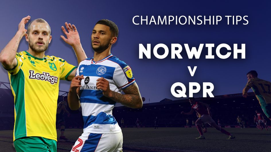 Our best bets for Norwich v QPR