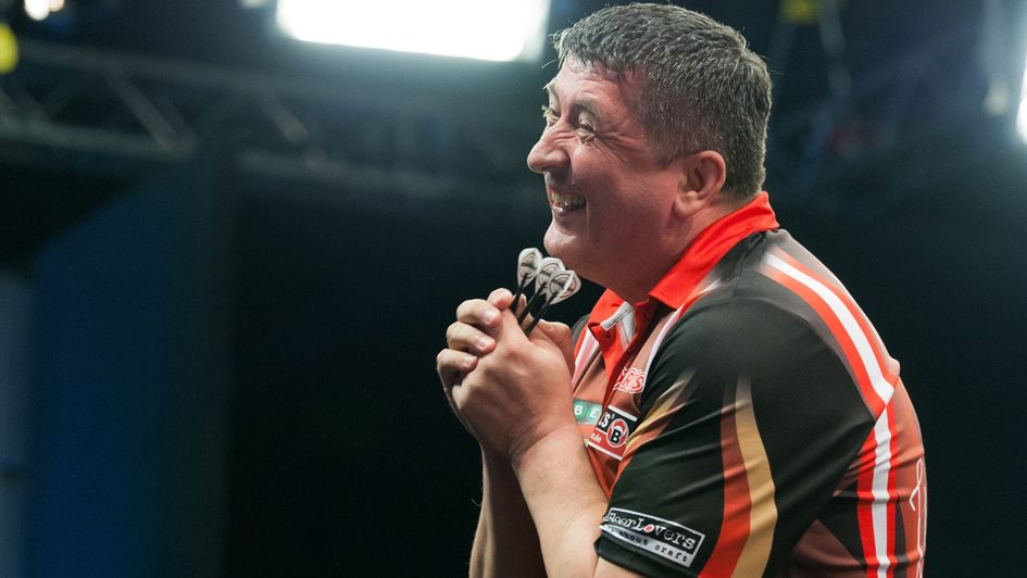 Mensur Suljovic (Pic: Kelly Deckers)