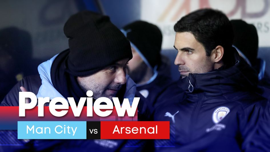 man city v arsenal betting preview
