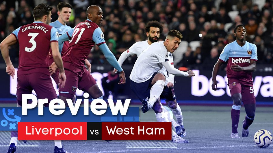 West ham liverpool betting preview sports betting lines nfl week 1