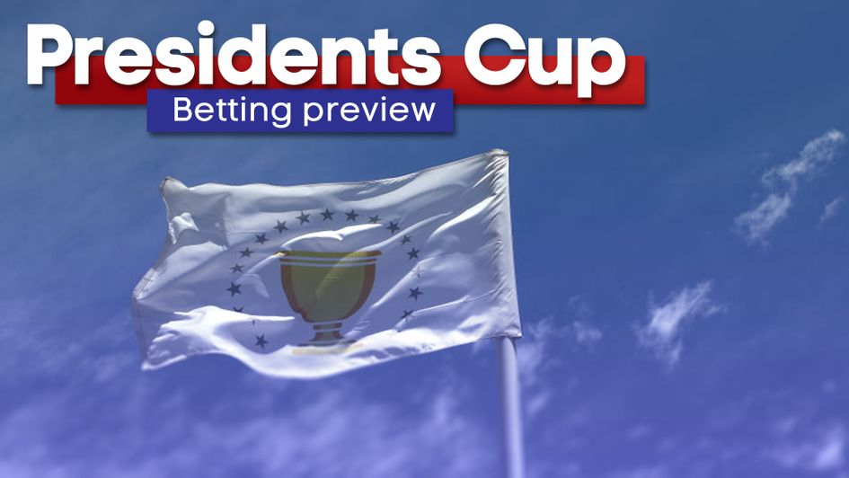 We're backing the Internationals to win the Presidents Cup