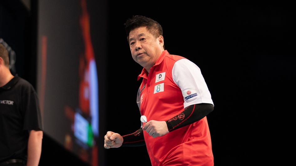 Paul Lim (Picture: Lawrence Lustig/PDC)