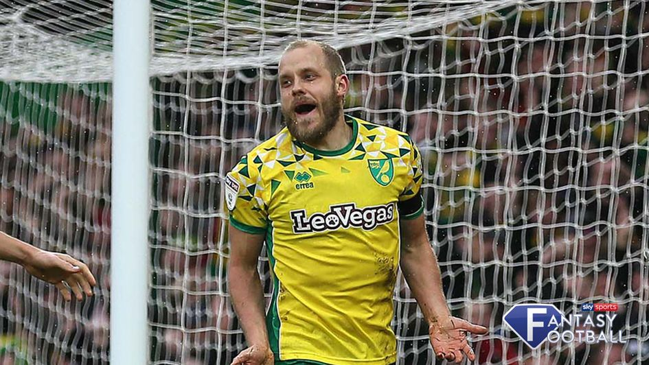 Norwich City striker Teemu Pukki is a Fantasy Football option