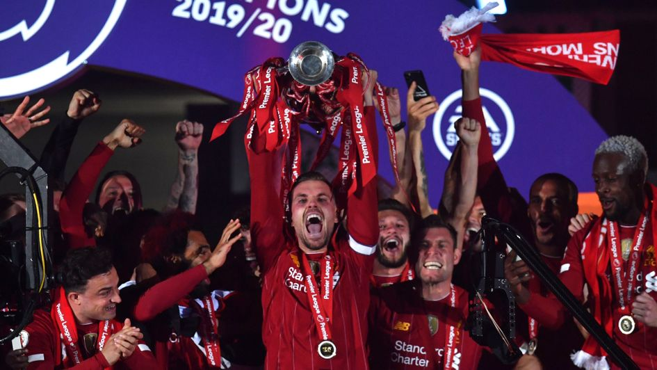 Liverpool win the Premier League: How many records did the Reds break?