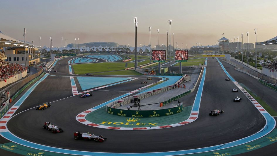 Abu Dhabi Grand Prix: What time does it start, TV channel