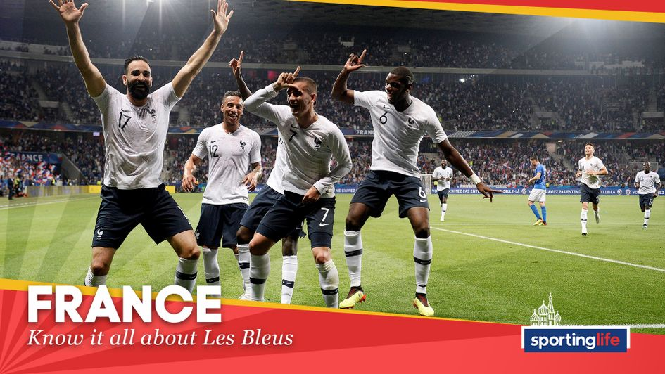 All you need to know about France ahead of the World Cup in Russia