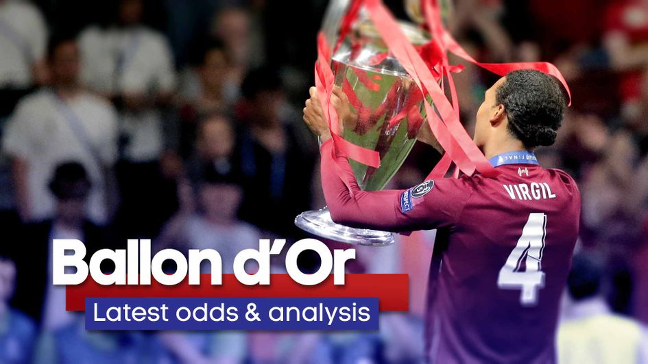 Ballon d'Or betting odds: Virgil van Dijk odds-on to win