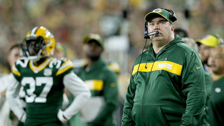 Mike McCarthy has been fired after three straight losses for the Packers