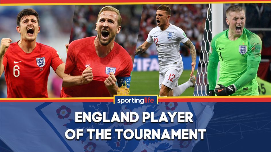 We look at who could be England's player of the tournament