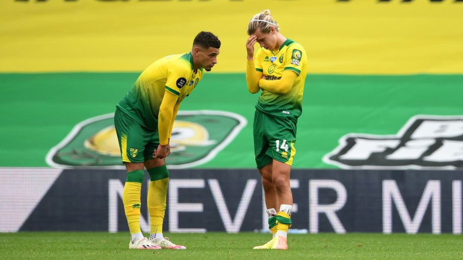 Norwich City relegated from Premier League after 4-0 thrashing by ...
