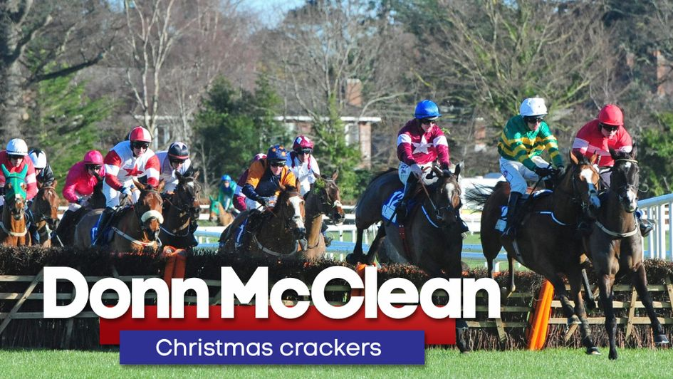 Donn McClean looks ahead to the high-class racing