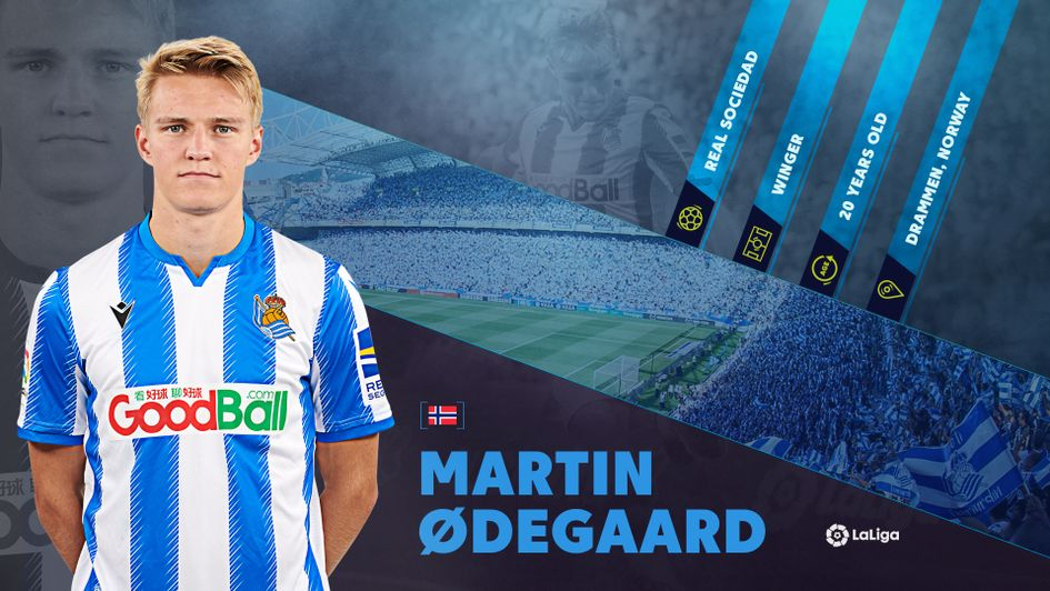 Martin Odegaard: We look at Real Madrid's superstar as he shines on loan at Sociedad