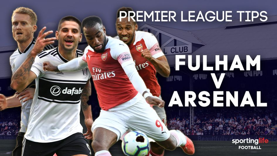 Sporting Life previews Fulham v Arsenal at Craven Cottage