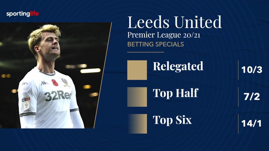 Premier league betting odds relegation financial spread betting examples of pronouns