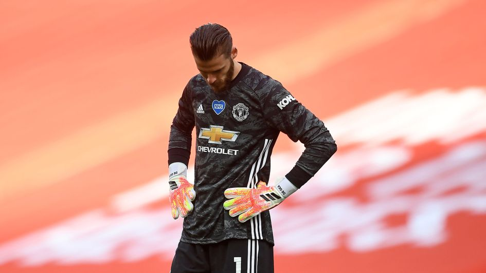 David De Gea What Now For Manchester United Goalkeeper Dean Henderson And Sergio Romero