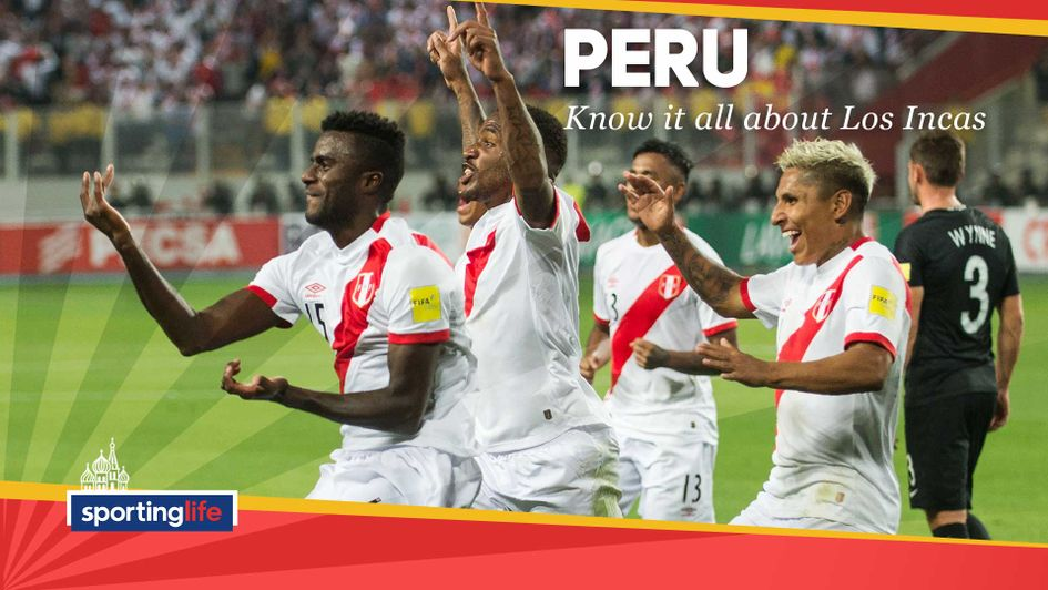 All you need to know about Peru ahead of the 2018 World Cup