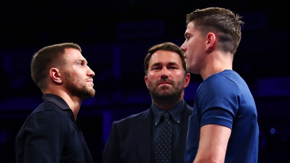 Luke Campbell will take on Vasiliy Lomachenko