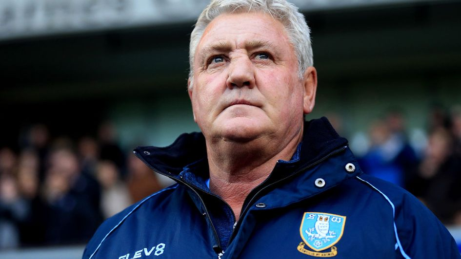 Steve Bruce won his first game in charge of Sheffield Wednesday