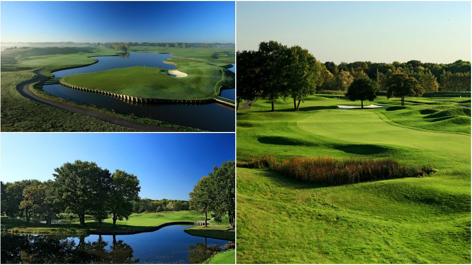 Le Golf National plays host to the 2018 Ryder Cup