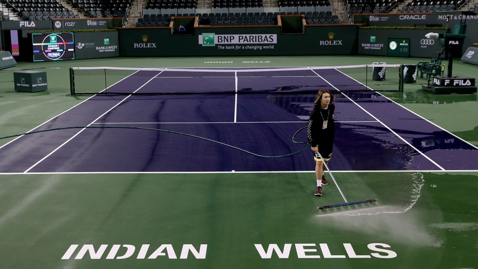 Image result for indian wells 2020 cancelled