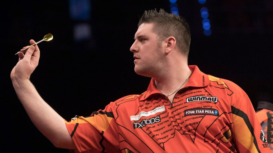 Daryl Gurney (Picture: Lawrence Lustig/PDC)