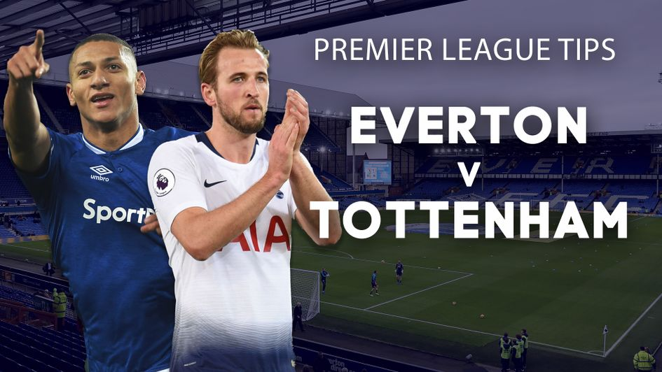 Our best bets for Everton v Tottenham