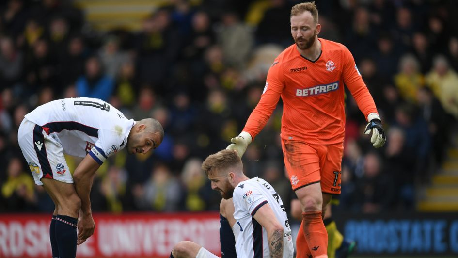Bolton are set to exit the Sky Bet Championship