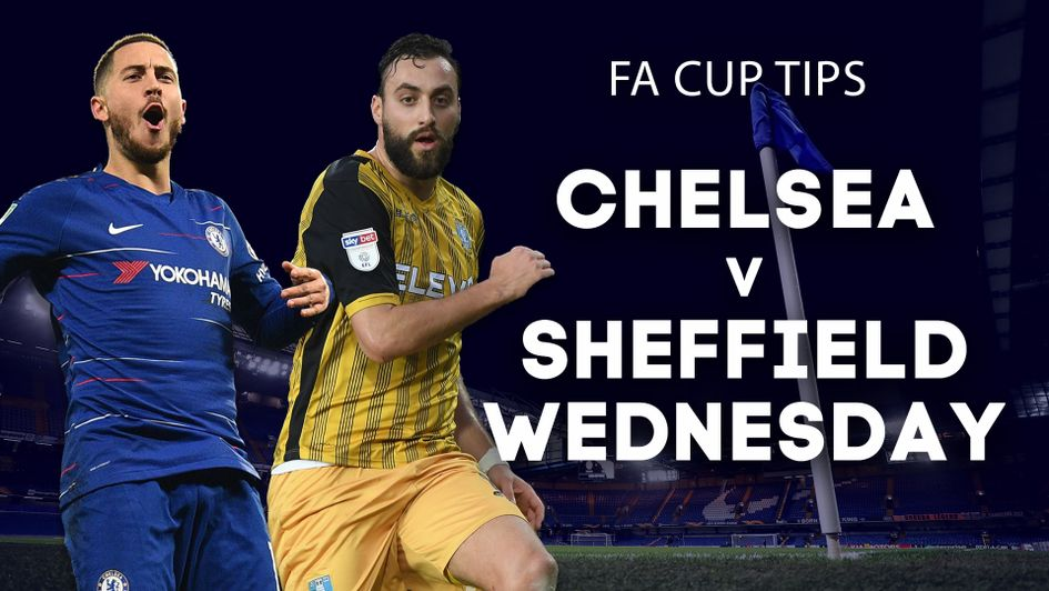 Our best bets for Chelsea v Sheffield Wednesday