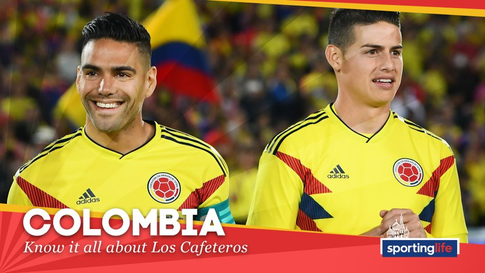 All you need to know about Colombia ahead of the World Cup in Russia