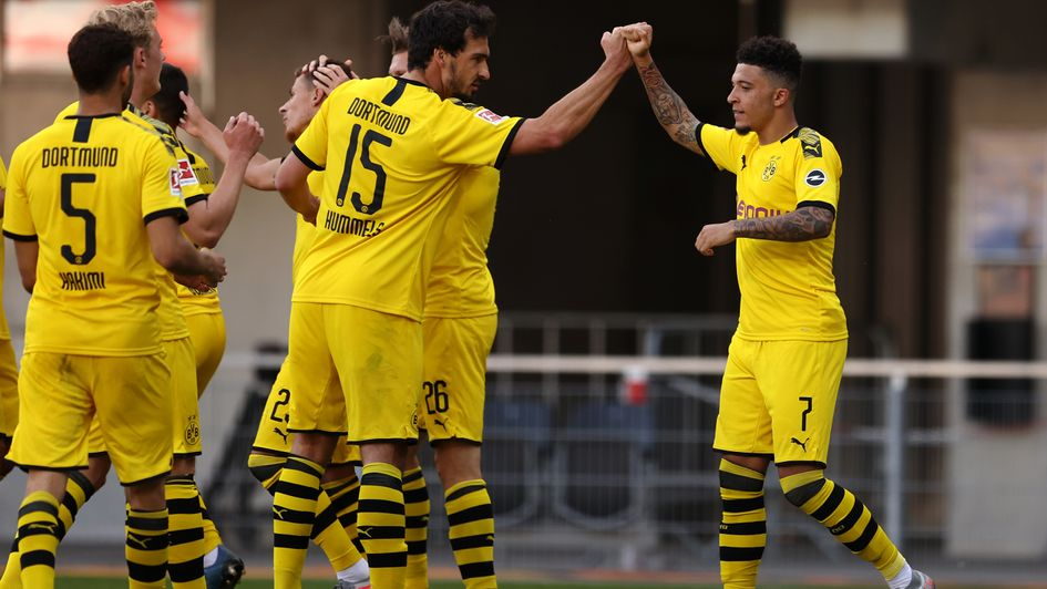 Paderborn 1-6 Borussia Dortmund - Bundesliga report and highlights ...