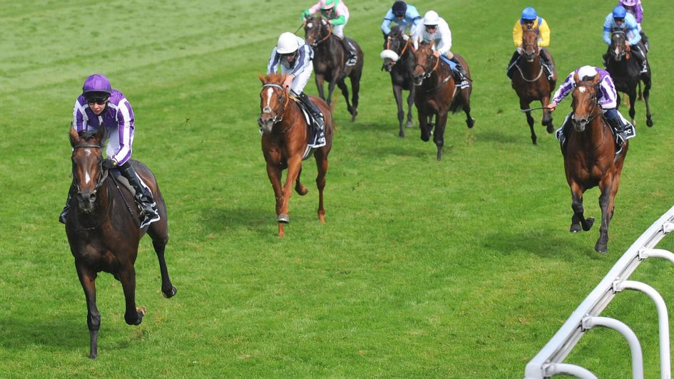 Camelot routs his Epsom rivals