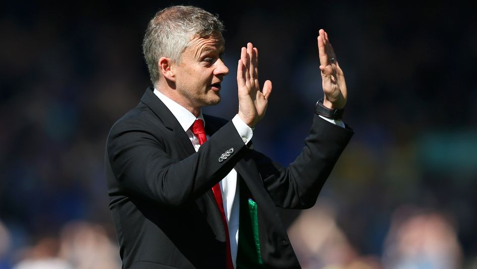 Ole Gunnar Solskjaer: The Manchester United boss apologises to fans after their 4-0 defeat at Everton