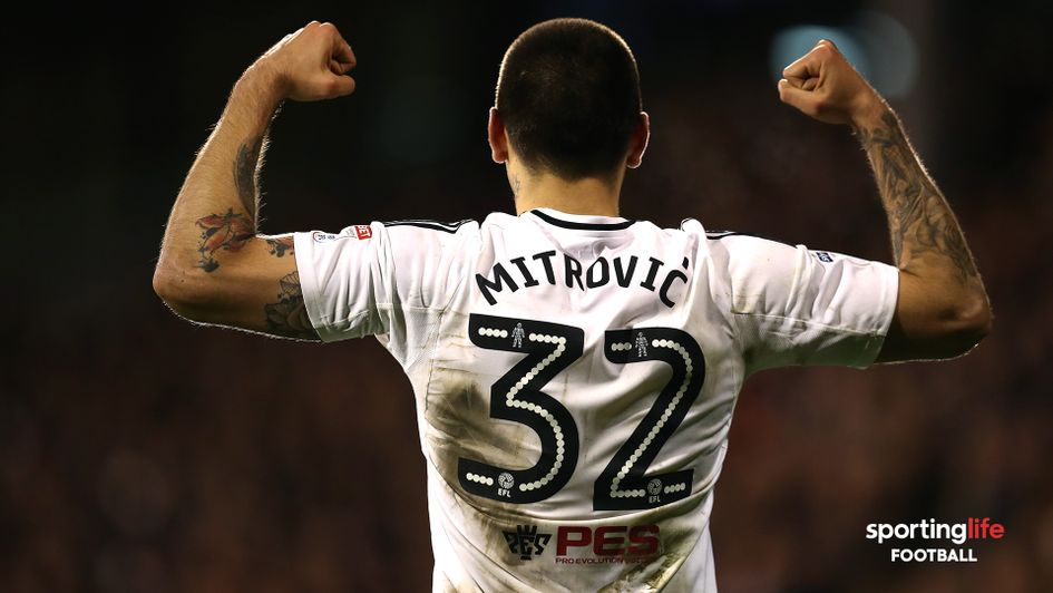 Fulham have completed the permanent signing of Aleksandar Mitrovic