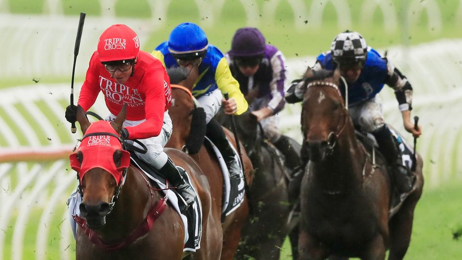 Redzel wins the Everest for the second successive season