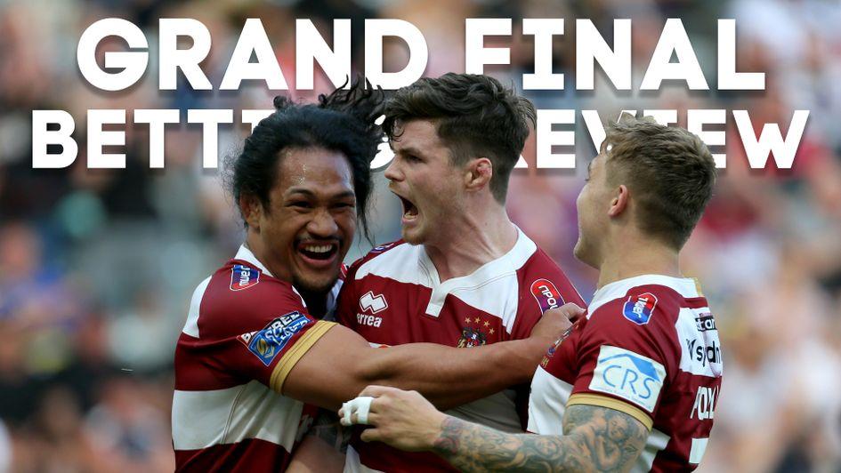 Free betting tips: Super League Grand Final between Wigan