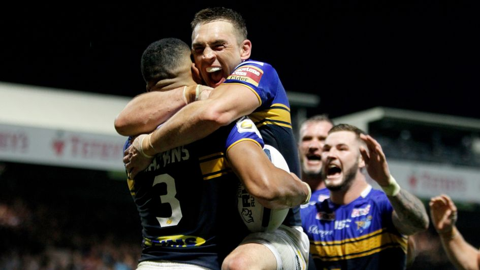 Kevin Sinfield - new Director of Rugby at Leeds