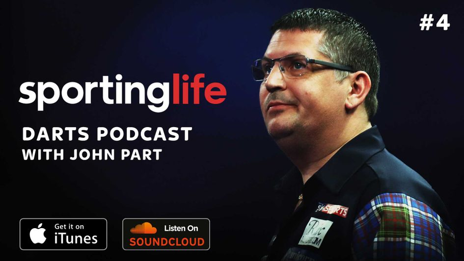 Is John Part tipping Gary Anderson in this week's Sporting Life Darts Podcast?