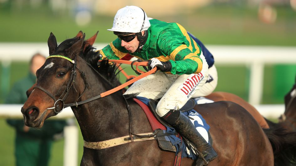 Winter Escape - won at Punchestown